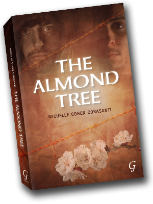 The Almond Tree book cover Michelle Cohen Corasanti