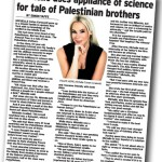 Michelle Cohen Corasanti featured in Jewish Telegraph