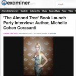 Examiner.com interview with Michelle Cohen Corasanti