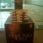 The Almond Tree at Crossword Bookstores Ltd. Vashi Store.