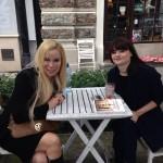 Michelle Cohen Corasanti Interview with Glamour Magazine Poland