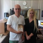 Michelle Corasanti Radio Interview in Warsaw, Poland