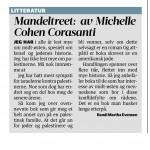 Mandeltreet: av Michelle Cohen Corasanti
